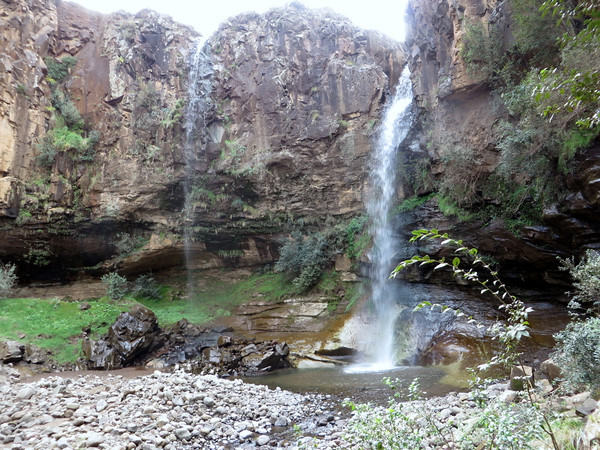 Botsoela Waterfall