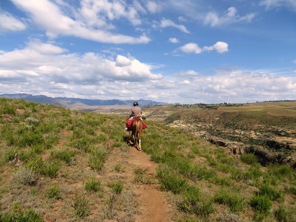 Pitseng Canyon Ridge