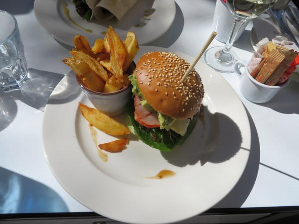 Gourmet Burger