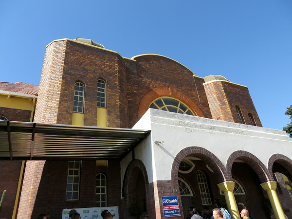 Former Jeppestown Synagogue