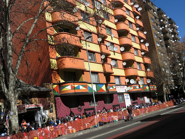 Streets of Hillbrow