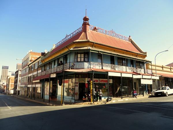 Jooste & Bryant's Building
