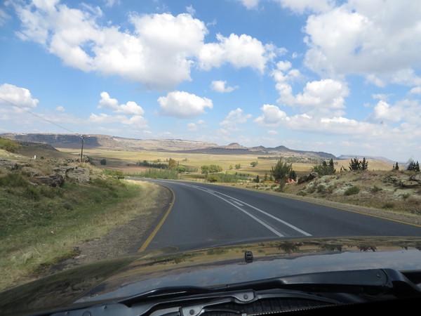 Great Roads and Beautiful Scenery