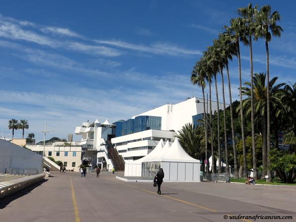Le Palais des Festivals et des Congrès