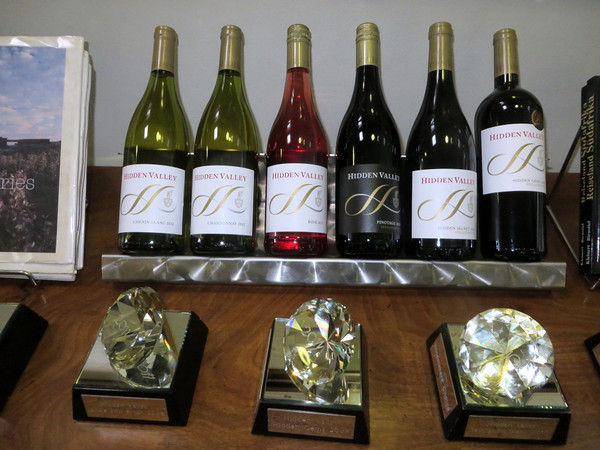 Hidden Valley Wine Awards
