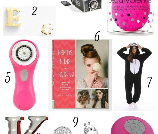 Hot List Teen Girl Gift Guide