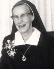 Sr. Mary Arthur Knowlton