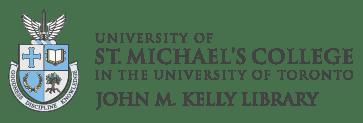 The John M.Kelly Library Logo