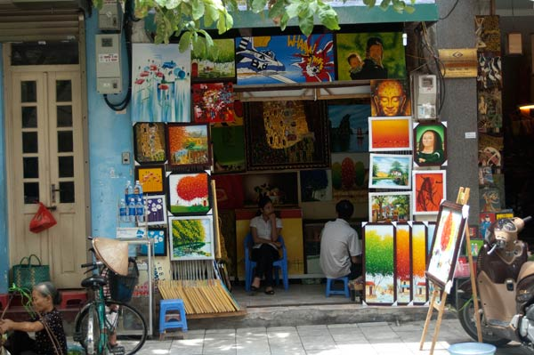Typical Art Reproduction Gallery