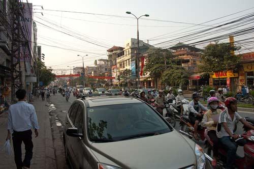 Cau Giay Street