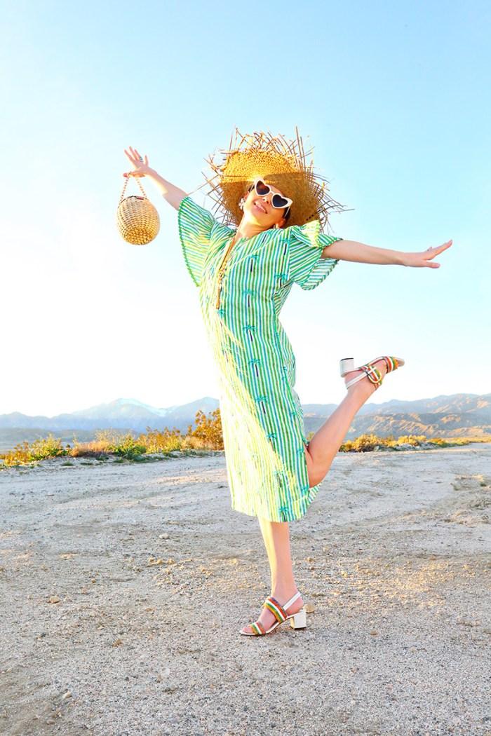 How to Wear a Caftan | Kelly Golightly