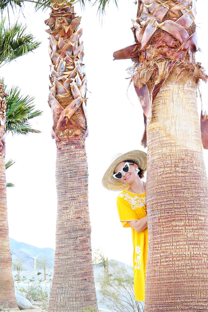 Yellow Caftan | Kelly Golightly