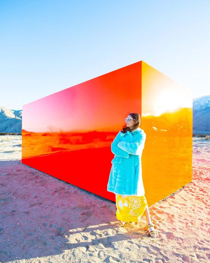 Desert X 2019 Palm Springs | Kelly Golightly