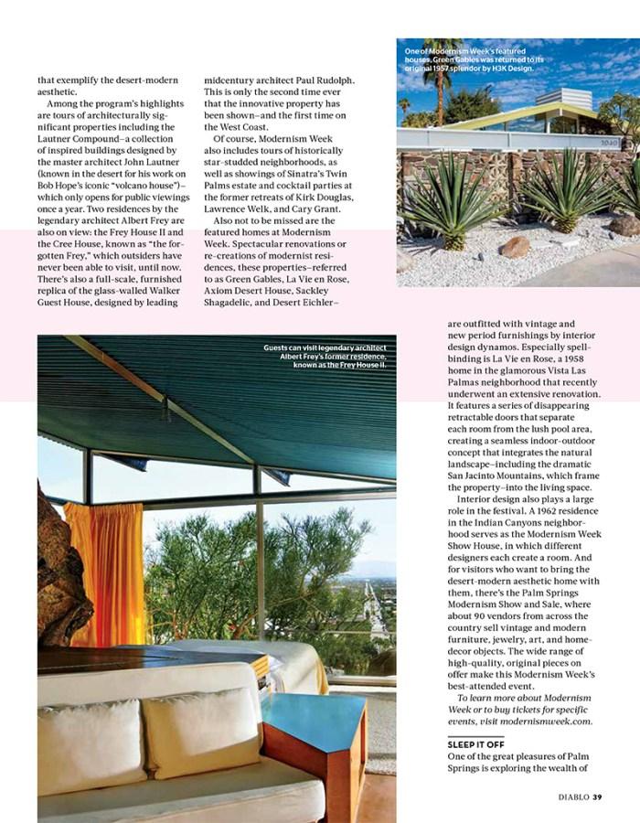 Frey House Palm Springs