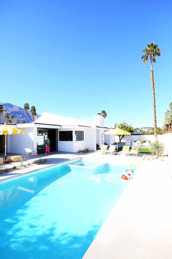 Stan Sackley Palm Springs House | Kelly Golightly