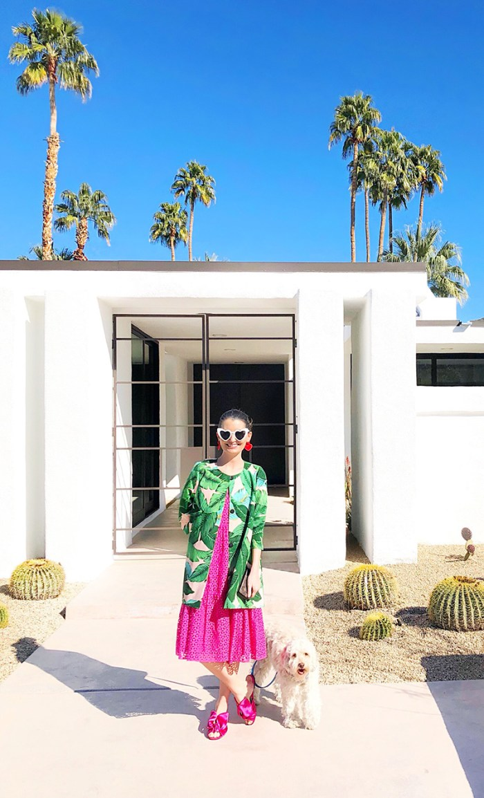 Stan Sackley House Palm Springs | Kelly Golightly