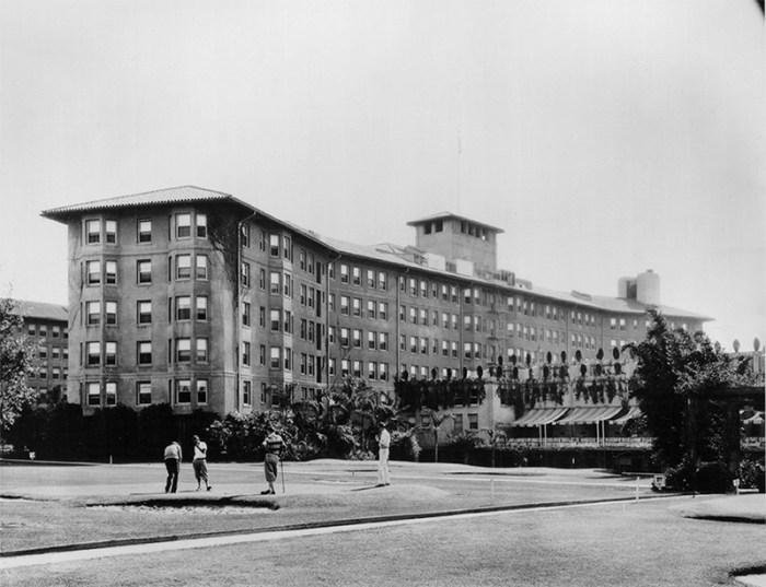 Ambassador Hotel History