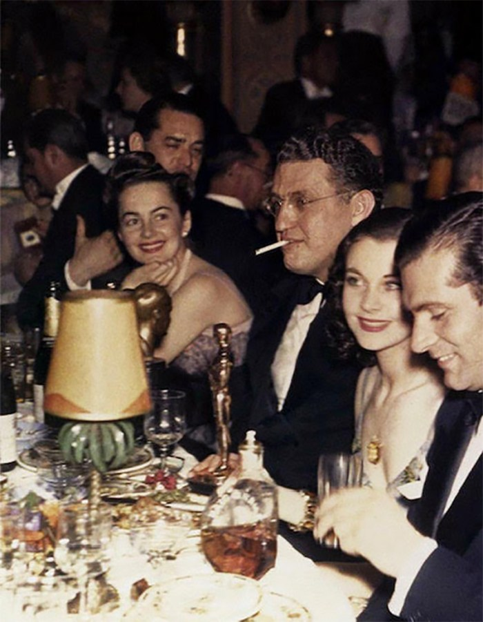 The Academy Awards at The Ambassador Hotel when Gone With The Wind won | Kelly Golightly