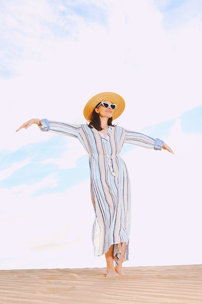 Gray Malin Kaftan | Kelly Golightly