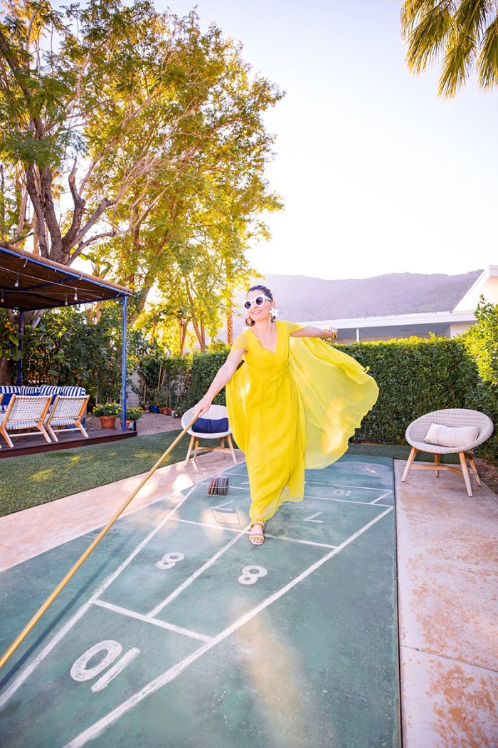 Holiday House Palm Springs | Kelly Golightly