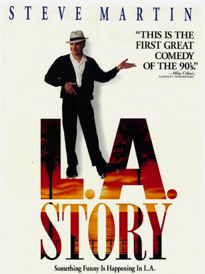 LA Story movie poster