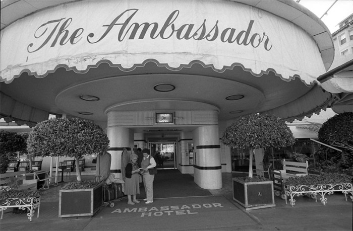 The Ambassador Hotel | Kelly Golightly