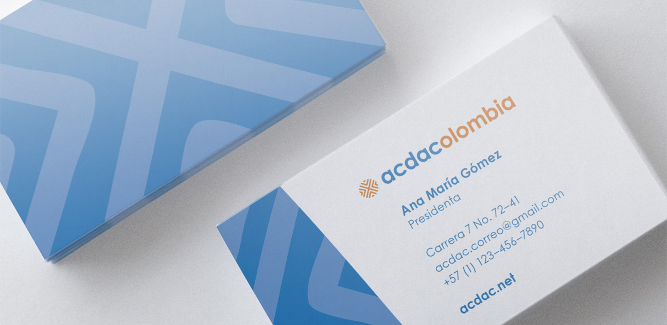 acdac business card