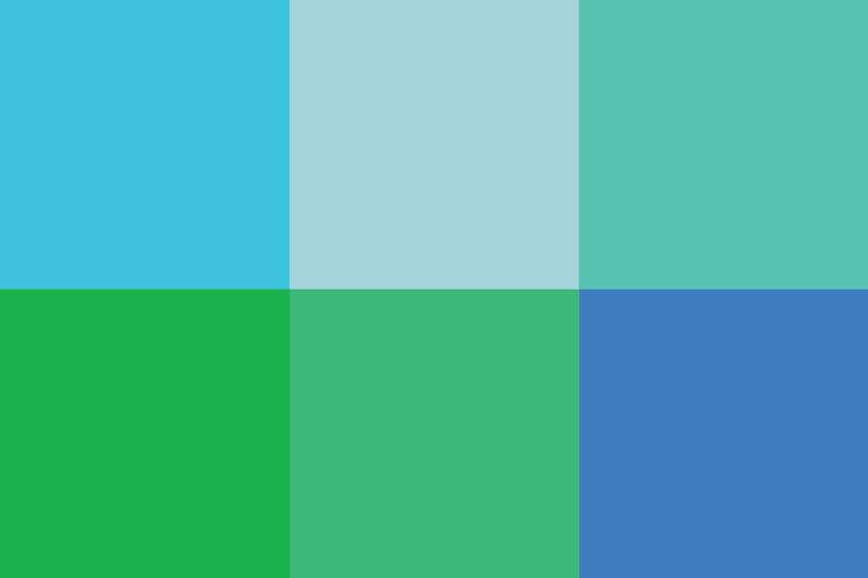 Bookworm color palette