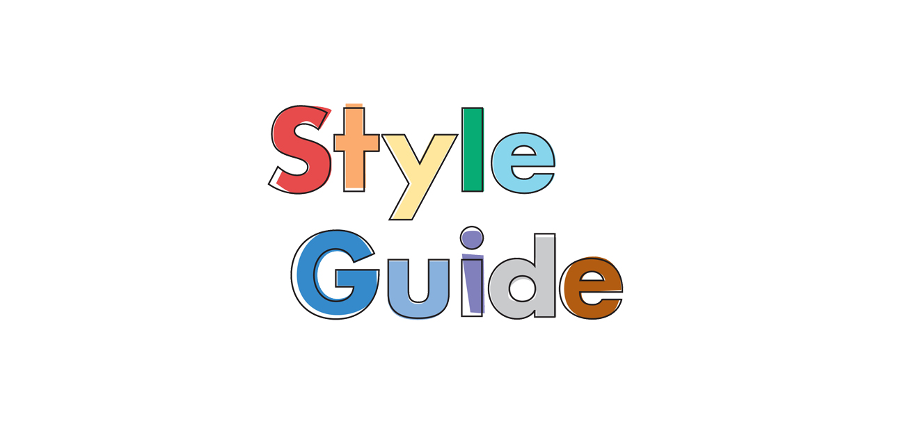 Style Guide Logo