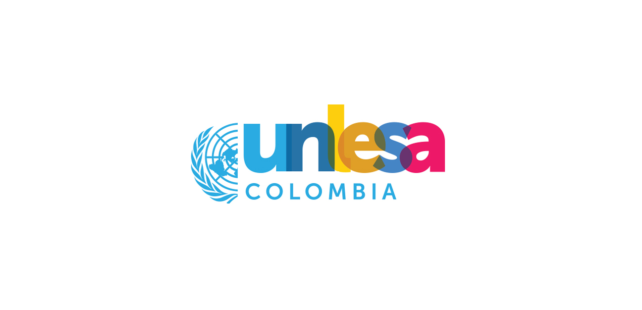 UNLESA Colombia logo