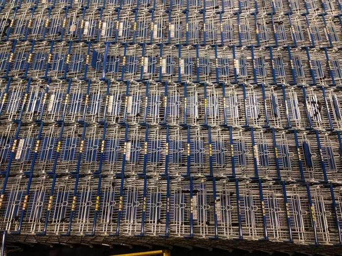 Ikea carts Sacramento