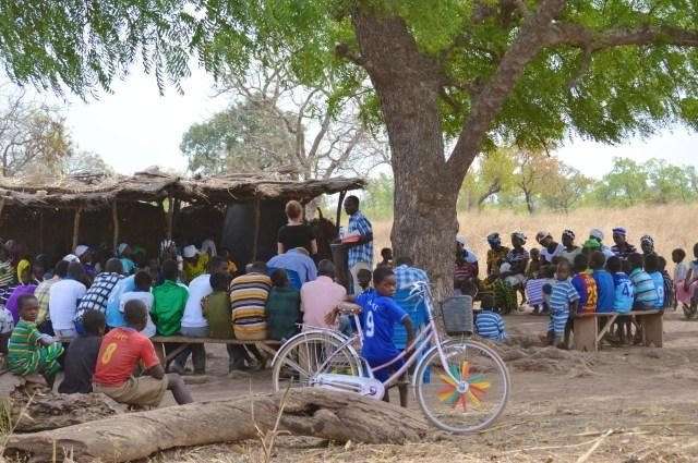 Women's Conference in a village near Gushiegu, Ghana