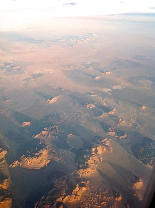 Sahara before Sunset