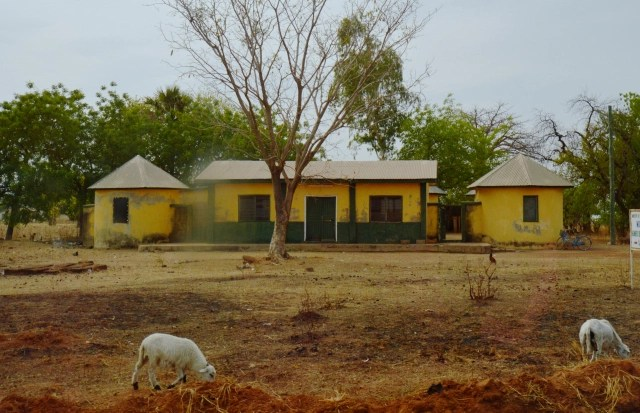 Guest House at Sandema