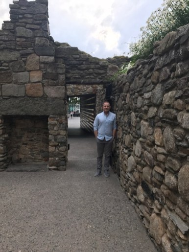 The unexpected and somber NYC Irish Hunger Memorial
