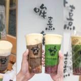 【台南飲料】台日聯名│哞熹哞熹 x 日本Matcha Republic抹茶共和國,全台首次聯名,抹茶控喝起來!
