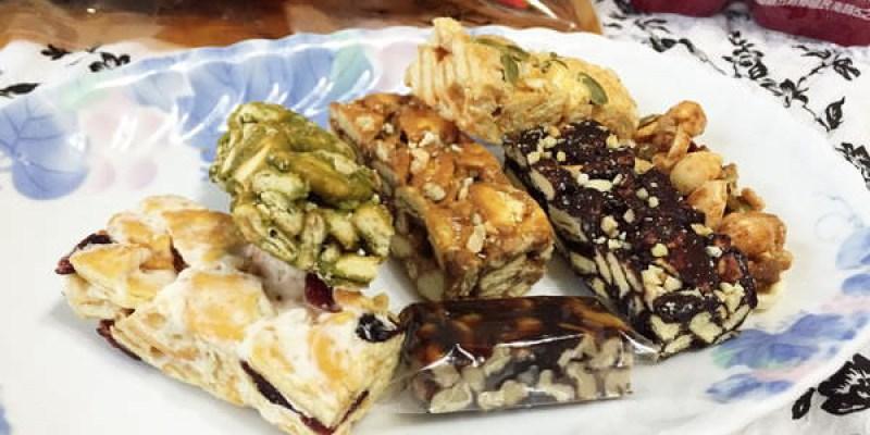 【宜蘭名產】食在幸福雪花餅,真材實料伴手禮!