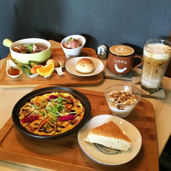 【食記-台南北區】HIH Cafe │ 低調樸實值得一訪的美味飽足早午餐店 烘蛋料理一級棒