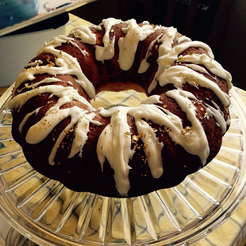 iced bundt cake http://kellylmckenzie.com/all-one-needs-is-a-little-perspective/