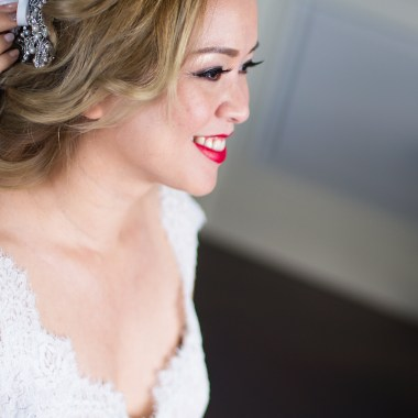 Bridal Makeover for Nikki