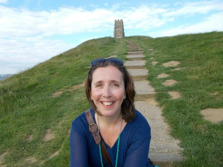 Glastonbury Tor Kelly Martin Speaks