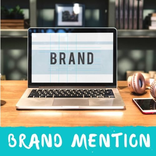 brand mention blogger