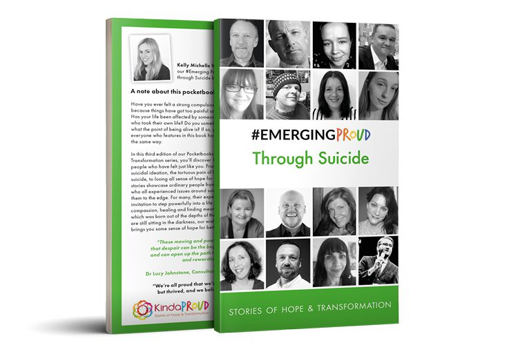WIN Emerging Proud Through Suicide Book