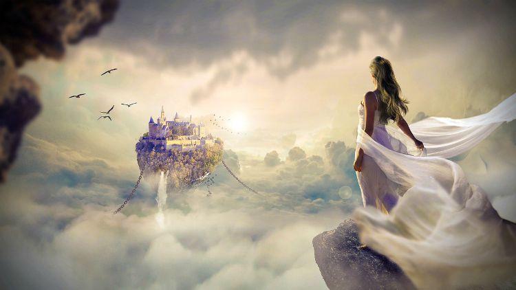 let go of fantasy