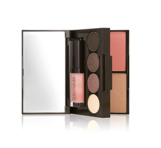 Holiday 2013 Colour To Go Palettes for eyes cheeks and lips in Natural Nudes 2