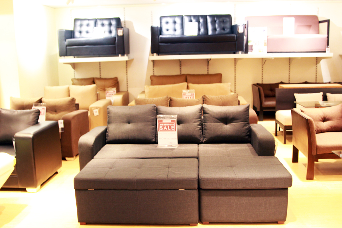 So Many Couches And Chairs To Choose From! Love Their Selection At SM Home.