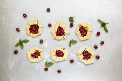 Cherry Galettes