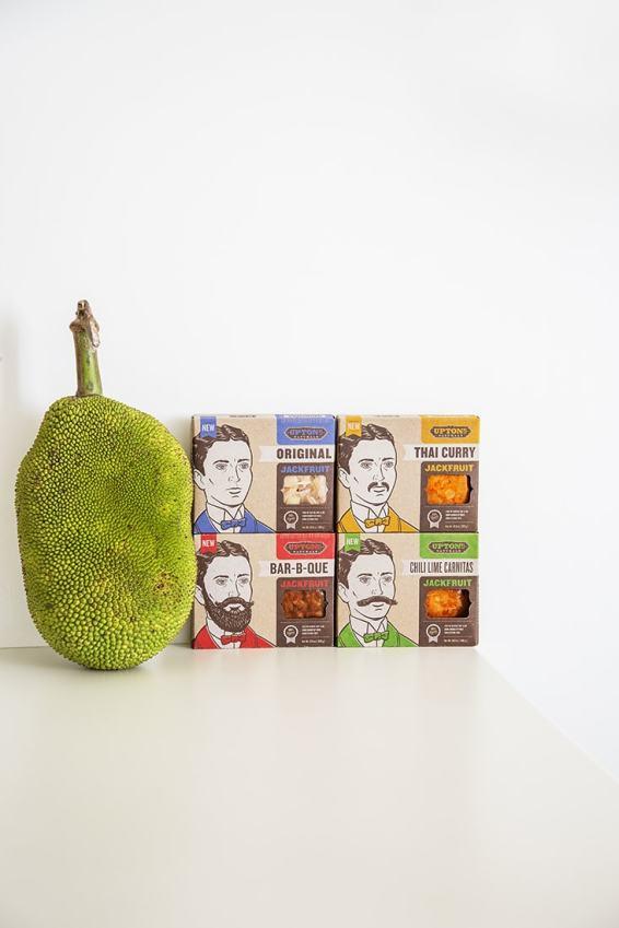 uptons-jackfruit-product-photography