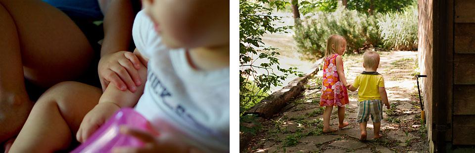 capture the quiet moments when children are unaware of camera