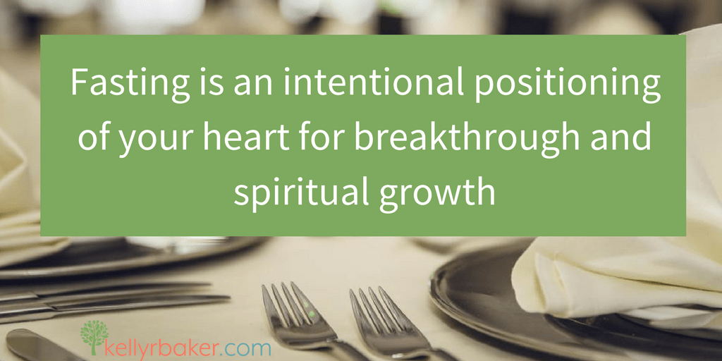Want to grow spiritually? Longing for spiritual breakthrough? Give God your undivided attention through biblical fasting and see Him move on your behalf.